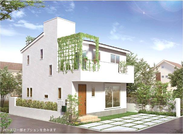コンセプトハウスstyle-green
