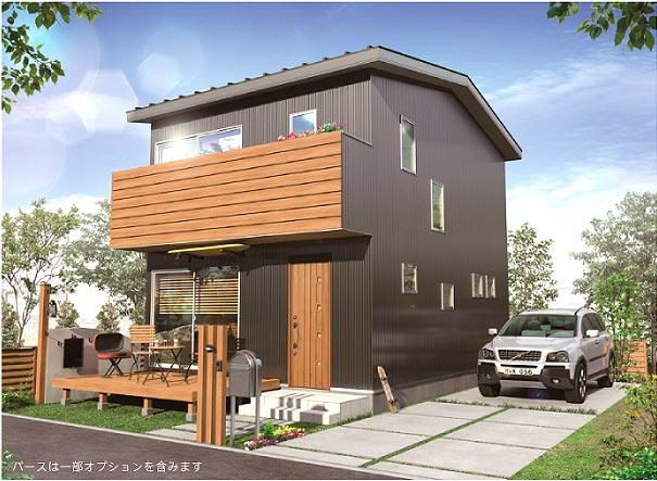 コンセプトハウスstyle3
